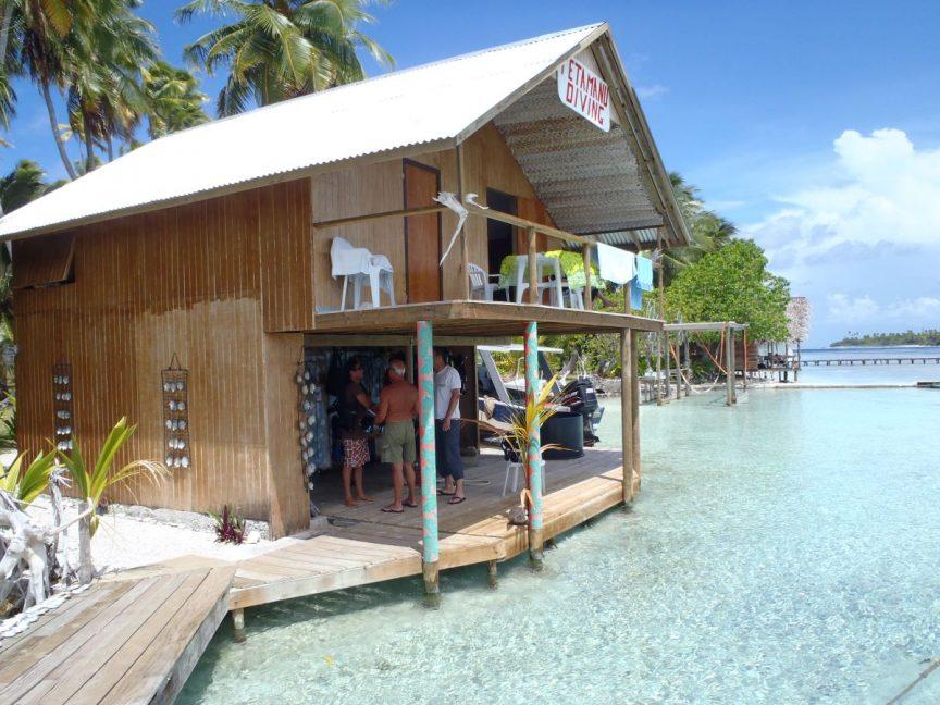 Tauchreisen in die Karibik, Polynesien und mehr mit Tauchsport Braun